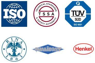 Certifikáty Aircom