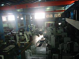 Pohled do montážní haly společnosti Primero